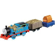 Fisher-Price Thomas & Friends TrackMaster, Treasure Thomas