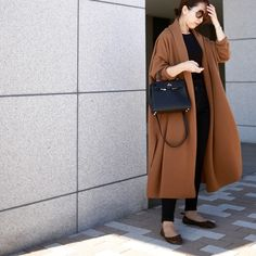 Kelly Bag, Girl Closet, Autumn Winter Fashion, Duster Coat, Normcore, Chic, My Style, Womens Fashion, Outfits