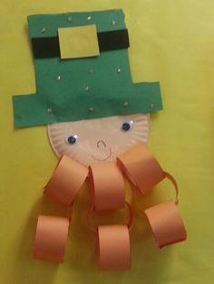 Leprechaun - my first pin! Thanks Nancy!