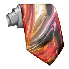 Shop Abstract Art 134 Tie created by Ronspassionfordesign.