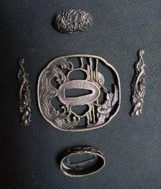 Japanese Sword TSUBA/Brass Material/KATANA/WAKIZASHI/TANTO/No.4 longquan sword http://www.amazon.com/dp/B017GAN6I4/ref=cm_sw_r_pi_dp_l03nwb1H9E0W8