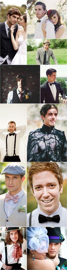 Praise Wedding » Wedding Inspiration and Planning » 28 Handsome Grooms