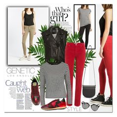 """""""Genetic L.A."""" by sweetsely ❤ liked on Polyvore featuring Genetic Denim, Current/Elliott, Étoile Isabel Marant, Topshop, Valentino, Alexander Wang and Christian Dior"""
