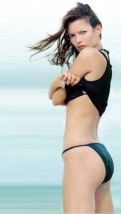 Grumpy Kate Moss