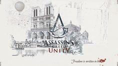 Assassins Creed Unity Logo 10
