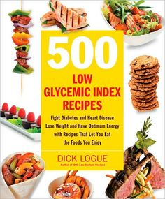 Low Glycemic Index Recipes                                                                                                                                                     More