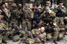 """This is the photo attributed to """"Russia"""" but was taken in Slavansk"""