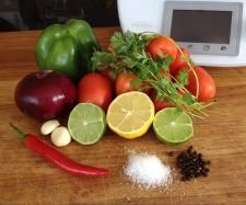 Recipe Summer Breeze Salsa by Sana Henderson - Recipe of category Sauces, dips & spreads