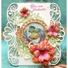 Heartfelt Creations Under The Sea 62 Piece Collection (144737) | Create and Craft