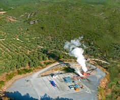 13.2 MWe Gümüşköy Jeotermal Enerji Santrali - JES (BM Holding)