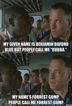 Top 24 Forrest Gump Memes - Quotes and Humor Forrest Gump Memes, Forrest Gump Movie, Movies Showing, Movies And Tv Shows, Love Movie, Movie Tv, Film Quotes, Funny Quotes, Favorite Movie Quotes