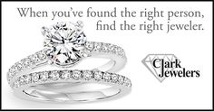 """When you are ready to become Mr. and Mrs. Right. #EngagementRing #LoveStory #Diamonds #SayYes """""""