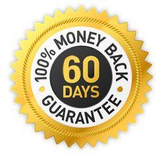 100% money back within 60 days