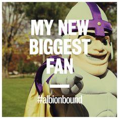 My New Biggest Fan | albion.edu