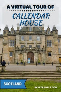 If you're visiting Falkirk, taking a tour of the Callendar House should definitely be on your itinerary. Here's a little virtual tour to get you interested. #CallendarHouse #Falkirk #VisitFalkirk #VirtualTour