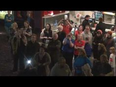 I LOVED Les Miserables. This is a flash mob. Great video...and I need the soundtrack.