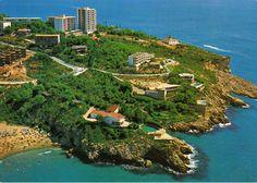 La ville de Salou. Location de villa Costa Dorada