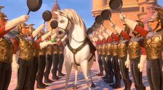 What is your Disney personality type? Mine is Maximus from Tangled