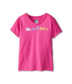 The North Face Kids Camp TNF™ S/S Tee (Little Kids/Big Kids)