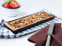 Tartaleta de hojaldre rellena de Berenjenas - La Cocina de Frabisa La Cocina de Frabisa