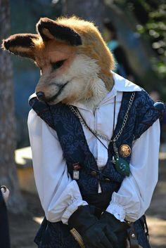 Alphonse Fox ~ Texas Renaissance Festival 2013
