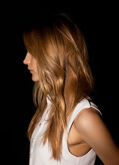 Beautiful hair #face #city #sexy #loveit #trendy #musthave #spirit #energy #city #style #sensual #hair #fashiontrends Inspiration Jean Louis David
