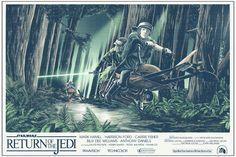 'Return of The Jedi' by Nicolas Alejandro Barbera