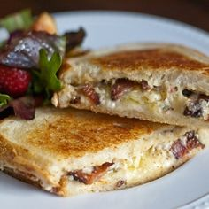 ultimate grilled cheese sandwich ina garten