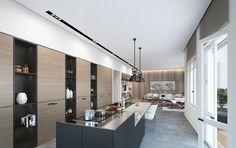 Ando-Studio | 3D Rendering Studio | Architecture | 156 - Yavne 9 Tel Aviv