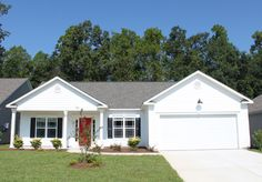 Affordable New Homes in Bluffton. SC www.villageparkhomes.com (843) 706-3003