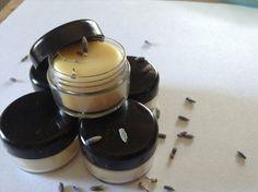 Lavender Honey Lip Balm by FromBlockIsland on Etsy, $4.00