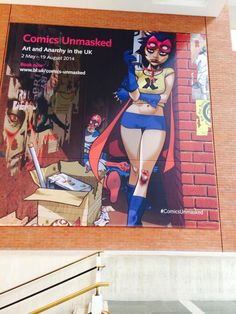 Comics Unlimited exhibit coming to British Library