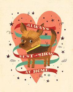 BarkBuddy Pup Art Show - Mary Kate McDevitt