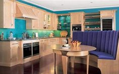 Take advantage of dining spaces 1