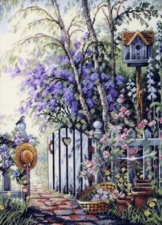 1 - Welcome to my New World (paradise) dream home....this is what God has promised for righteous ones. Ps. 37:10,11,29