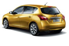 Nissan Tiida Photos and Specs. Photo: Nissan Tiida usa and 23 perfect photos of Nissan Tiida Car Tuning, Perfect Photo, Model Photos, Concept Cars, Vehicles, Specs, Gold, Wallpapers, Silver