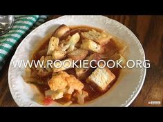 Hearty Vegetable Soup - Rookie Cook