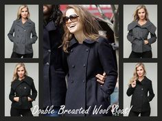 wool coats from apparel showroom