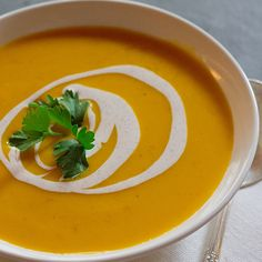 Nothing says #thisisfall like creamy, velvety pumpkin soup. Here, F&W's top ten best pumpkin soups to make during the crisp, cool autumn months: ...