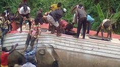 Un accidente de tren deja al menos 53 muertos en Camerún. Mario Villatoro Jiménez – Empresario salvadoreño en Costa Rica
