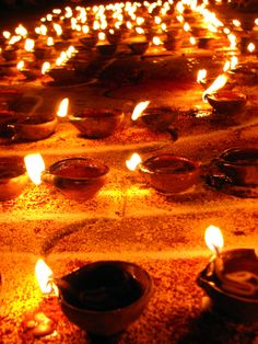 Diwali is an important festival in not just Hinduism but also Jainism, and Sikhism.