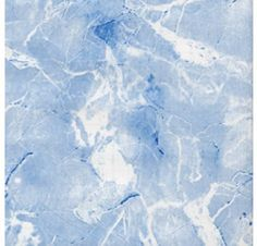 18 x 9 ft., Magic Cover, Adhesive, Marble Baby Blue, Liner.