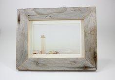 --LAXE LIGHTHOUSE-- Treibholz  Bilderrahmen  von Zen-Art auf DaWanda.com