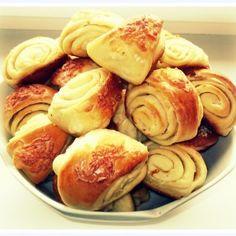 Dobrú chuť. Pretzel Bites, Bread, Basket, Breads, Sandwich Loaf