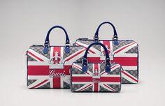 Gucci Union Jack purses...