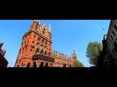ST PANCRAS RENAISSANCE HOTEL, LONDON, INTERVIEWS - VIDEO PRODUCTION LUXU...