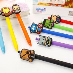 Cartoon Superhero Batman Ironman Notebook Handmade Diary Memo Pad Daily Weekly Planner Notes Stationery School Supplies Gift Notebooks