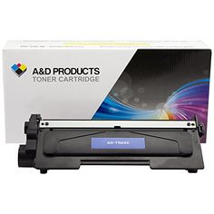 A&D Products Compatible Replacement For Brother TN660 Toner Cartridge High Yield Black (2,600 Page Yield) For Use With DCP-L2520DW, DCP-L2540DW, HL-L2300D, HL-L2305W, HL-L2320D, HL-L2340DW, HL-L2360DW, HL-L2380DW, MFC-L2680W, MFC-L2700DW, MFC-L2705DW, MFC-L2720DW, MFC-L2740DW Printers