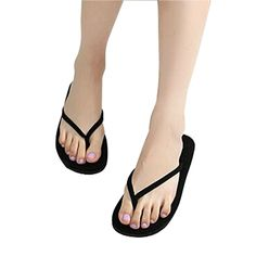 90929122d417 Maybest Summer Beach Flip Flops Women Casual Slippers Holiday Flat Sandals    You can find out
