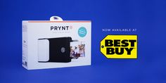 Where to Buy Prynt | Now available at Best Buy